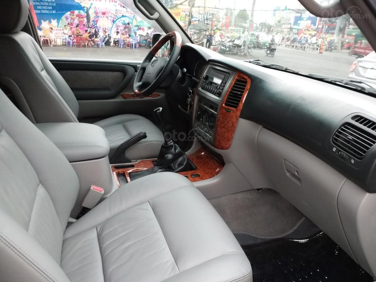 Toyota Land Cruiser GX model 2006, màu bạc, nhập khẩu còn mới toanh-2