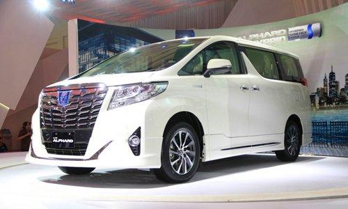 Đánh giá xe Toyota Alphard