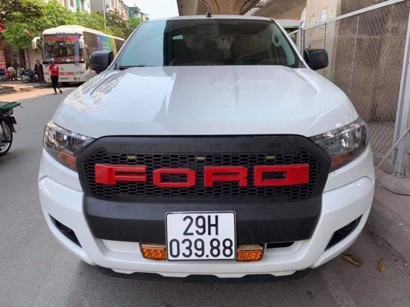 Cần bán Ford Ranger XLT năm 2016, màu trắng, nhập khẩu nguyên chiếc, số sàn giá cạnh tranh-4