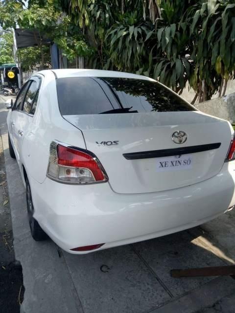 Bán Toyota Vios sản xuất 2009, màu trắng, nhập khẩu-3