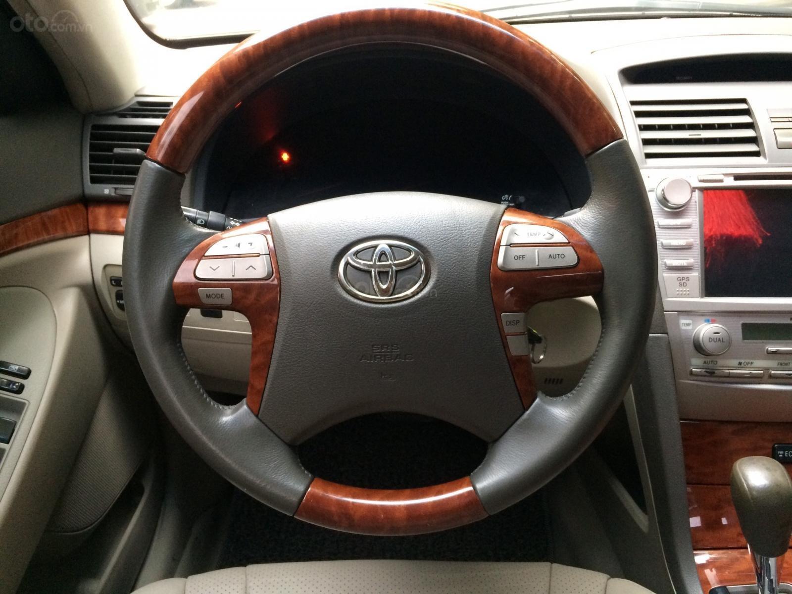 Bán Toyota Camry 2.0E 2010 nhập khẩu, đăng ký chính chủ (3)