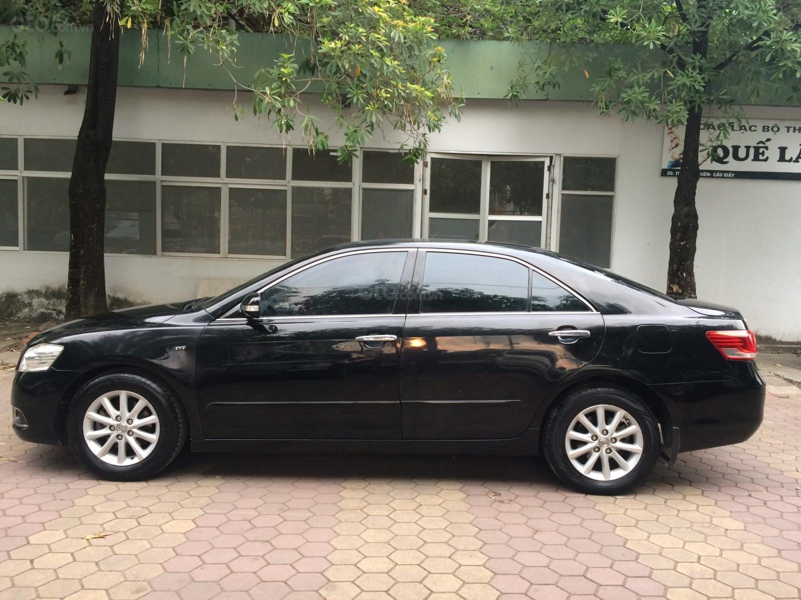 Bán Toyota Camry 2.0E 2010 nhập khẩu, đăng ký chính chủ (7)