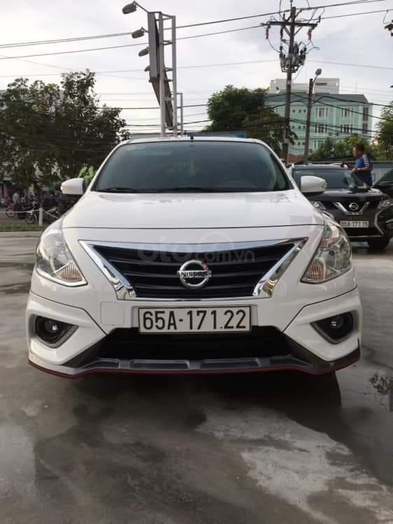 Bán Nissan Sunny XL 2019, màu trắng, giá 428tr-0
