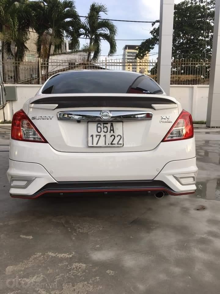Bán Nissan Sunny XL 2019, màu trắng, giá 428tr-1