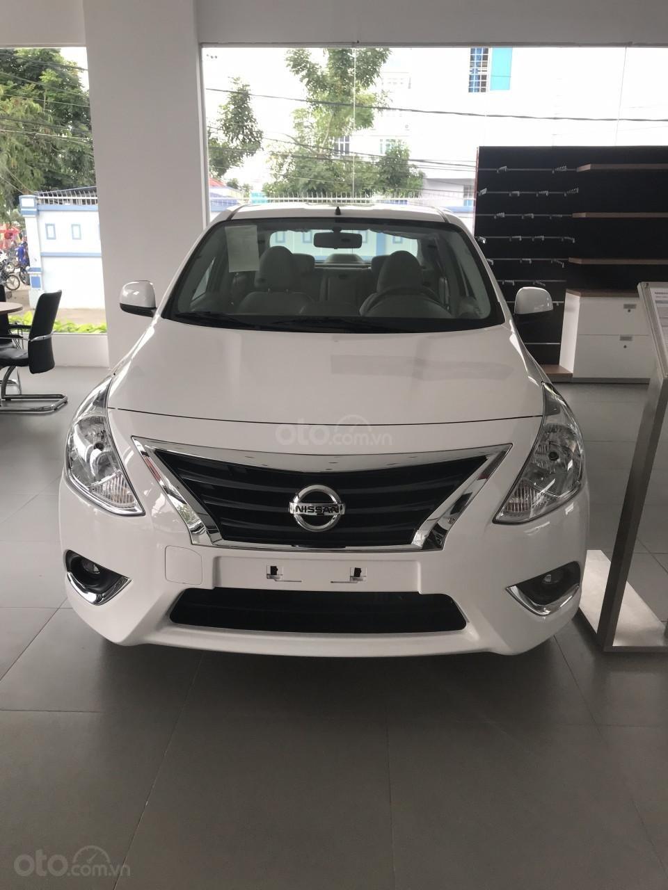 Bán Nissan Sunny XL 2019, màu trắng, giá 428tr-2