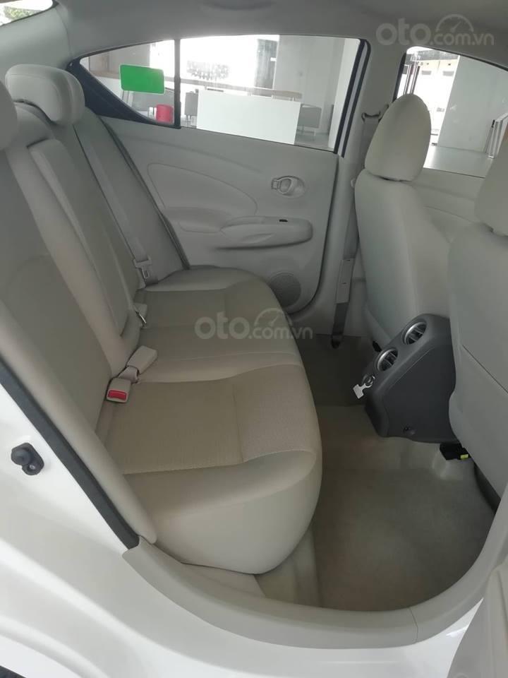 Bán Nissan Sunny XL 2019, màu trắng, giá 428tr-4