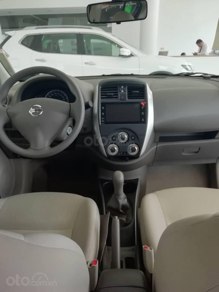 Bán Nissan Sunny XL 2019, màu trắng, giá 428tr-8