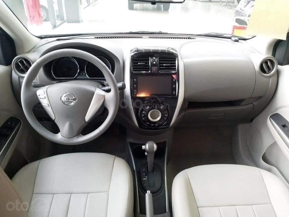 Bán Nissan Sunny XL 2019, màu trắng, giá 428tr-10