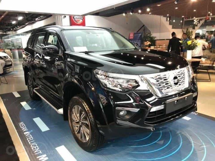Cần bán Nissan Terra E sản xuất năm 2019, xe nhập-4