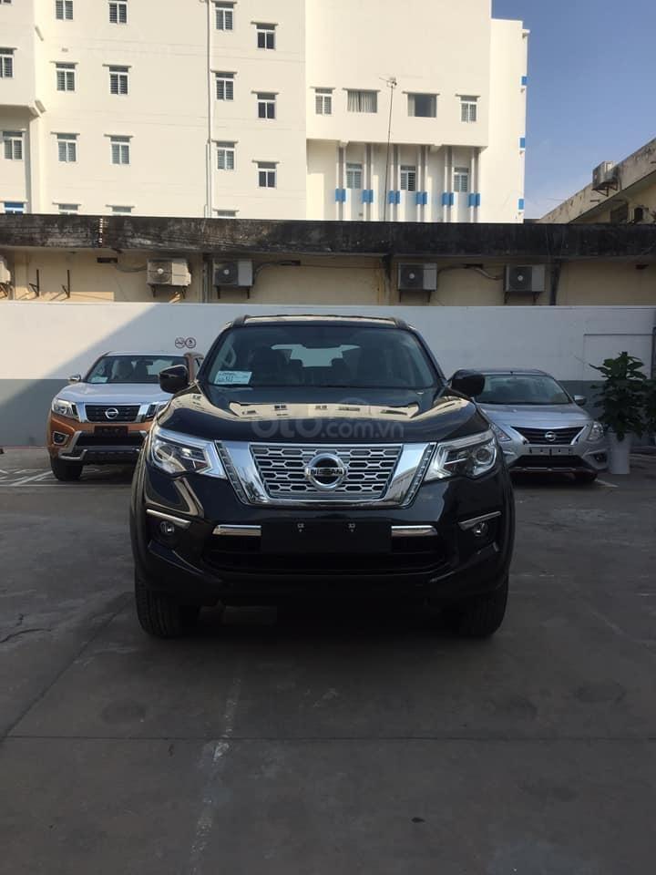 Cần bán Nissan Terra E sản xuất năm 2019, xe nhập-6