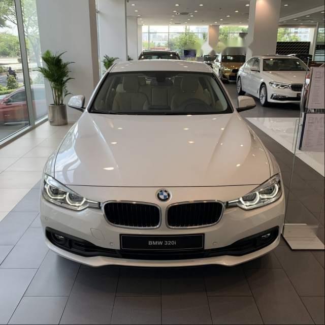 Bán BMW 3 Series 320i đời 2018, màu trắng, nhập khẩu Đức-1
