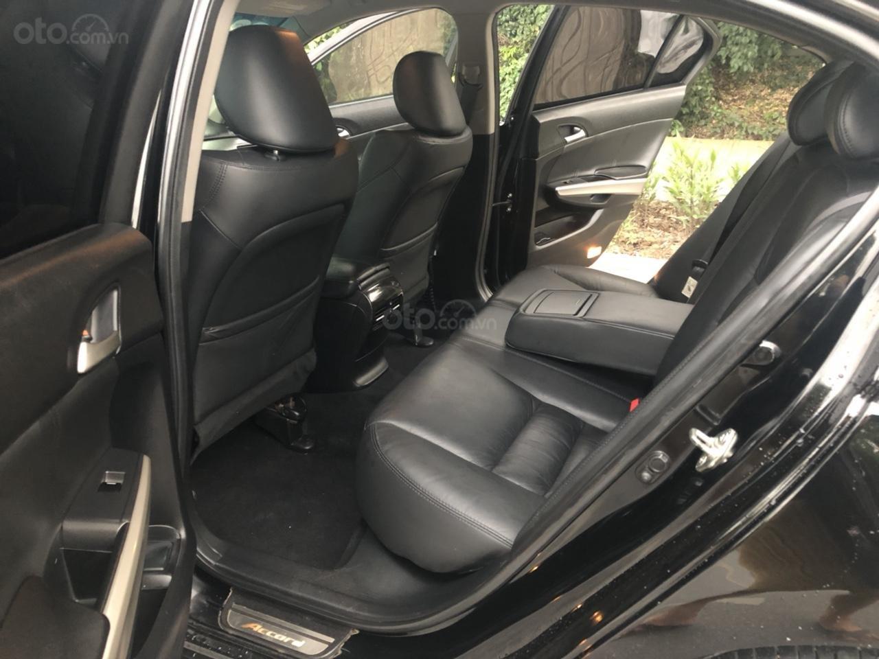Bán ô tô Honda Accord 2.0 năm sản xuất 2010, màu đen, nhập khẩu nguyên chiếc (7)