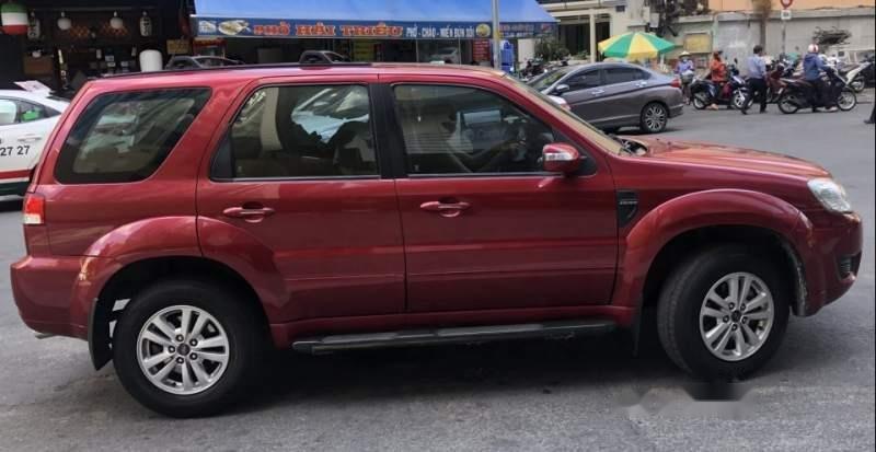 Bán Ford Escape XLT 2.3 AT đời 2010, màu đỏ số tự động-4