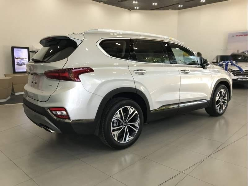 Bán Hyundai Santa Fe đời 2019, xe đủ màu, giao ngay (2)