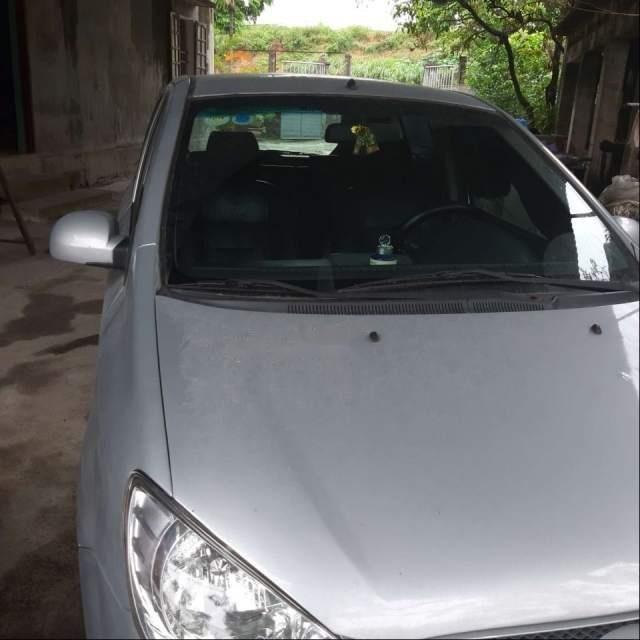 Cần bán lại xe Hyundai Getz đời 2008, màu bạc, nhập khẩu nguyên chiếc-0
