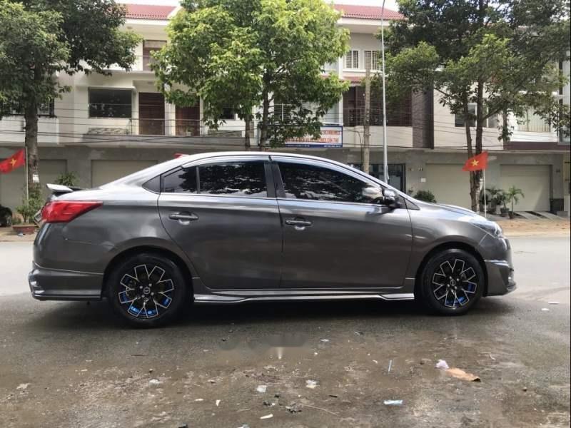 Cần bán xe Toyota Vios E đời 2016, xe đẹp-2