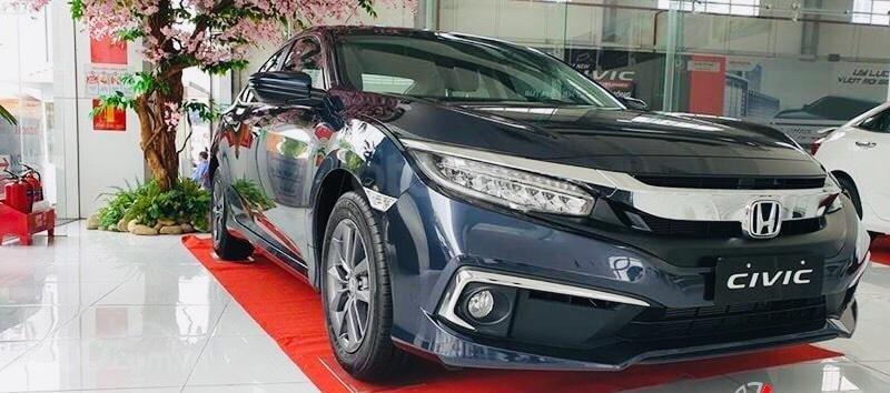 Bán Honda Civic 1.8 G 2019, Honda Ô tô Đắk Lắk - Hỗ trợ trả góp 80%, giá ưu đãi cực tốt – Mr. Trung: 0943.097.997-0