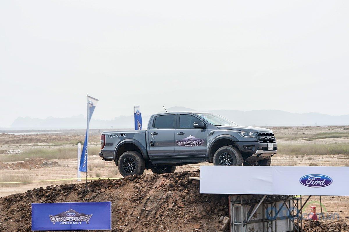 Đánh giá xe Ford Ranger Raptor 2019: tổng thể.