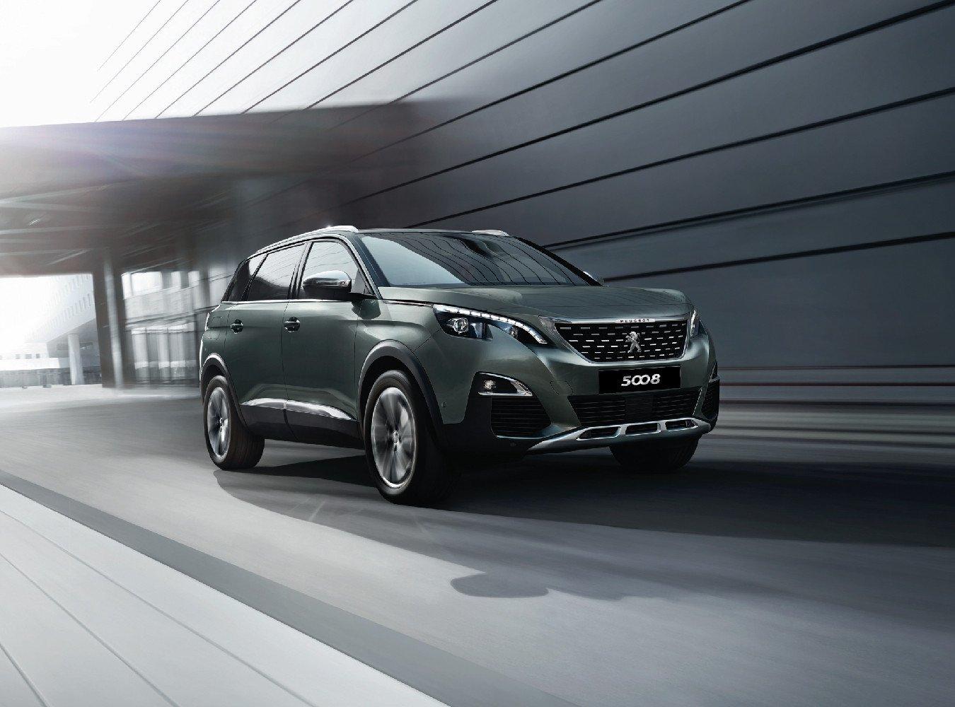 Giá xe Peugeot 5008 2019 mới nhất tháng 5/2019 1