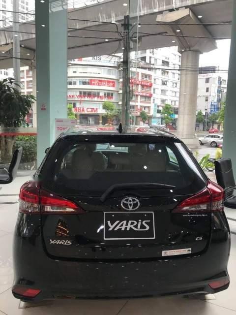 Cần bán Toyota Yaris đời 2019, màu đen, nhập khẩu Thái Lan giá cạnh tranh (3)