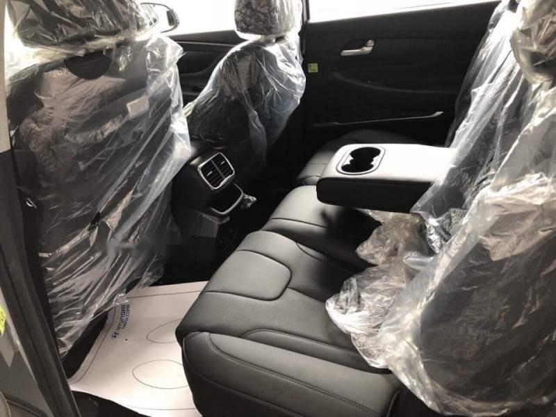 Bán Hyundai Santa Fe đời 2019, màu trắng, giá 995tr-4