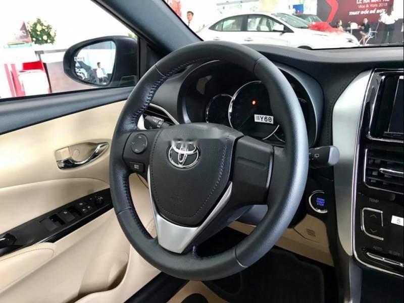 Cần bán Toyota Yaris đời 2019, màu đen, nhập khẩu Thái Lan giá cạnh tranh (5)