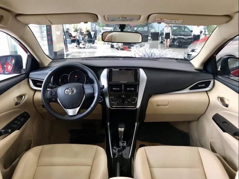 Cần bán Toyota Yaris đời 2019, màu đen, nhập khẩu Thái Lan giá cạnh tranh (4)