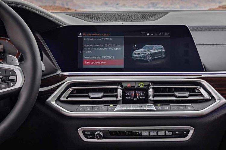 """""""Soi"""" chi tiết mẫu BMW X5 2019 sắp về Việt Nam, cạnh tranh với Audi Q7 a6"""