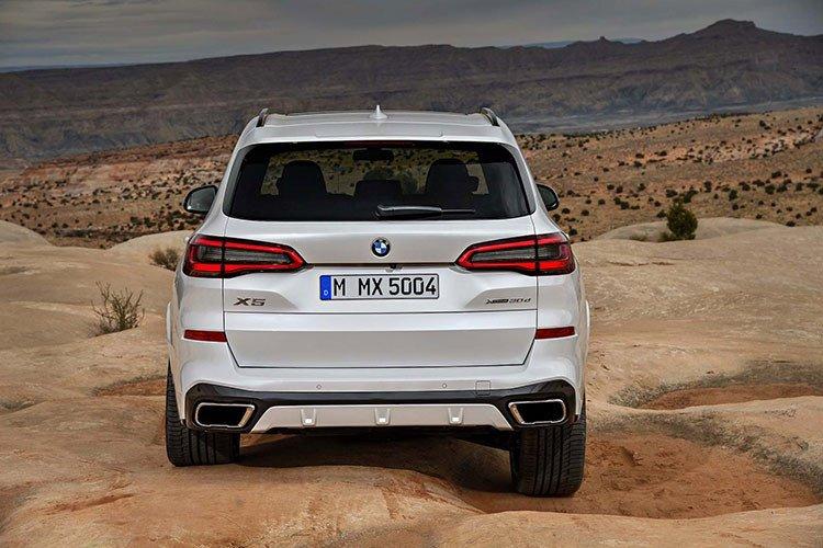 """""""Soi"""" chi tiết mẫu BMW X5 2019 sắp về Việt Nam, cạnh tranh với Audi Q7 a4"""