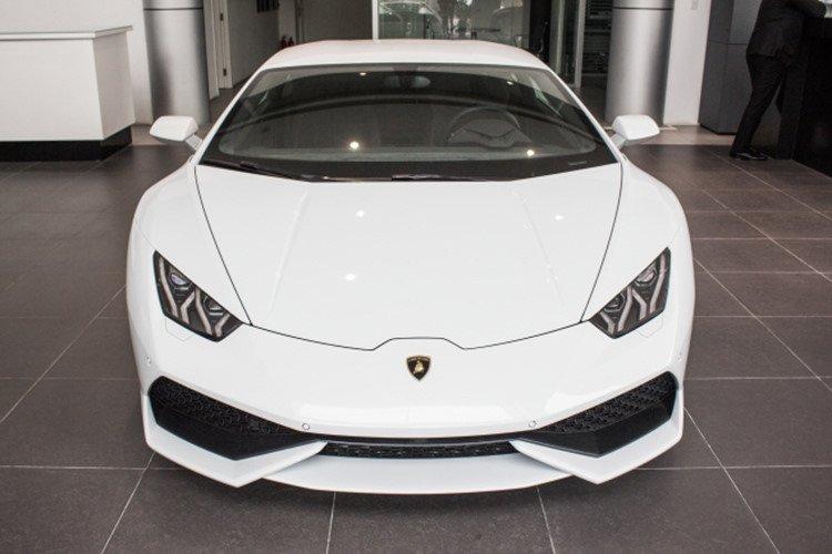 """Lamborghini Huracan """"hàng lướt"""" giá 11,5 tỷ tại Việt Nam đã tìm thấy chủ a9"""