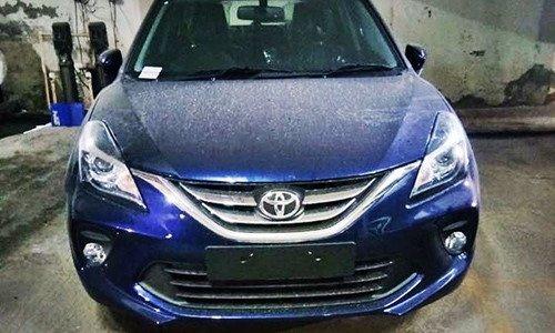 "Toyota Glanza 2019 - ""Đứa con lai"" của Toyota và Suzuki a1"