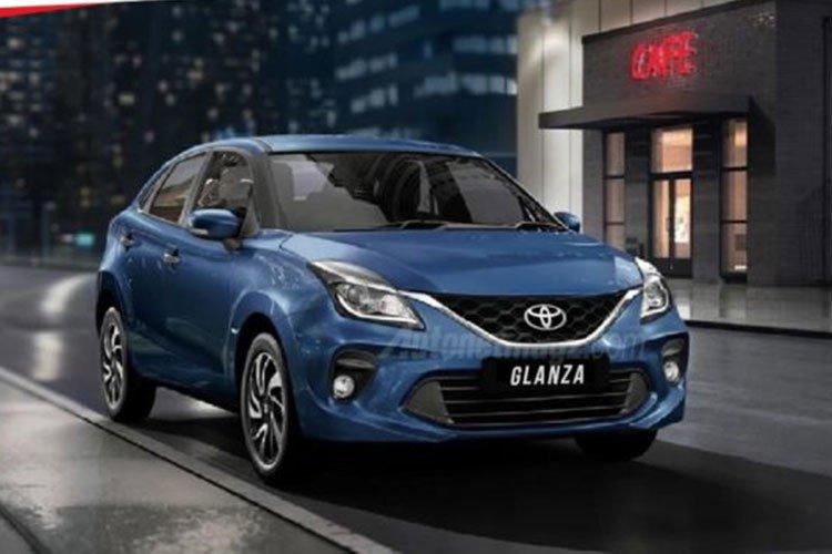 "Toyota Glanza 2019 - Xe Suzuki gắn ""mác"" Toyota a3"