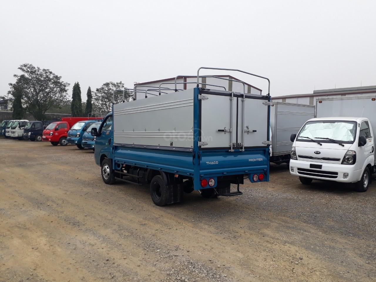 Bán xe tải Ollin 350 Trường Hải, tải trọng 3.5 tấn mới ở Hà Nội-5