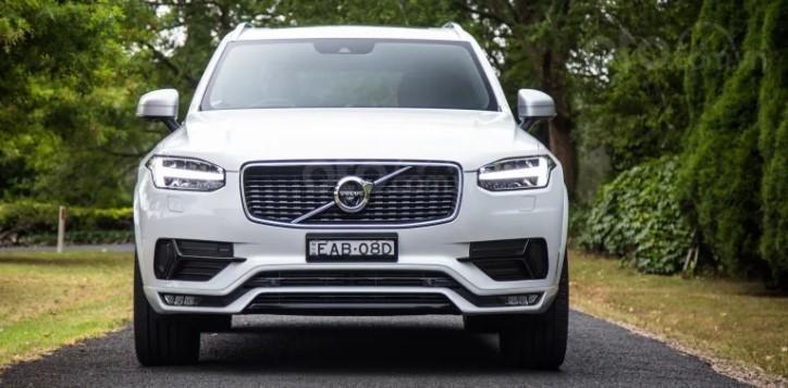 Volvo XC90 2019 đầu xe