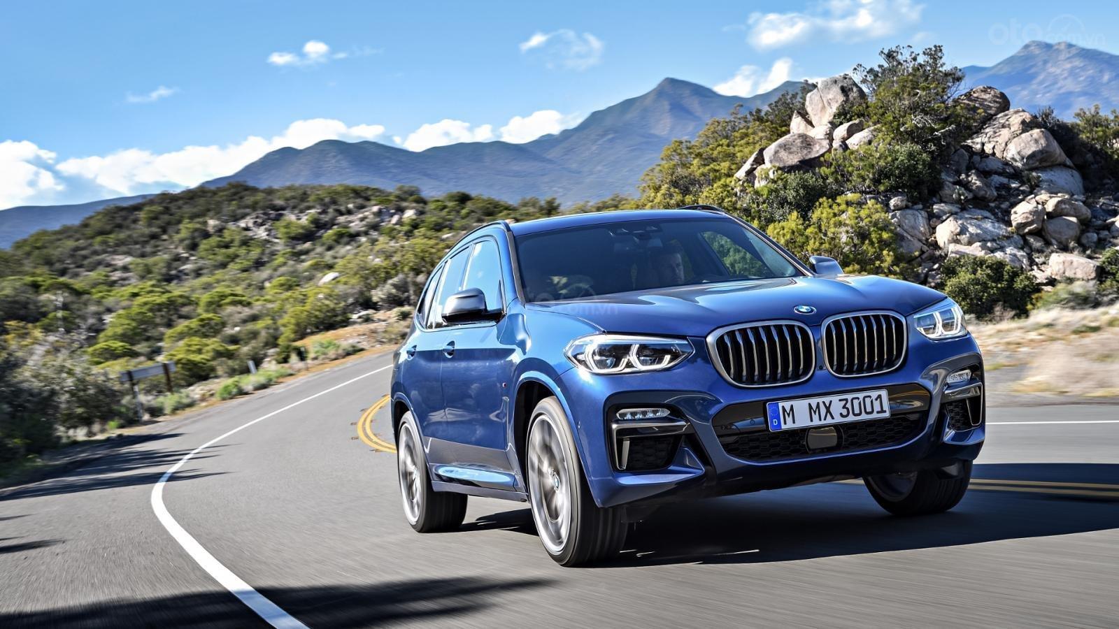 Đánh giá xe BMW X3