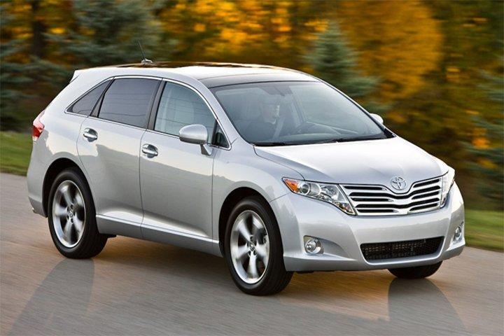 Giá xe Toyota Venza cũ
