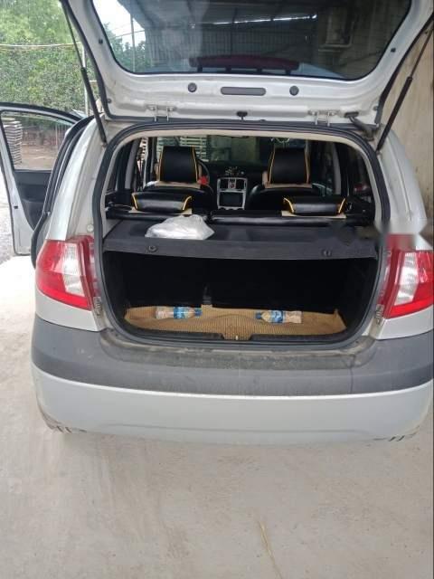 Bán Hyundai Getz 2009, màu bạc, xe nhập, giá 210tr-0