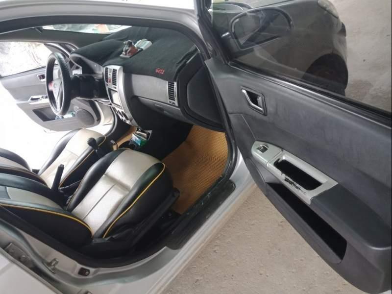 Bán Hyundai Getz 2009, màu bạc, xe nhập, giá 210tr-3