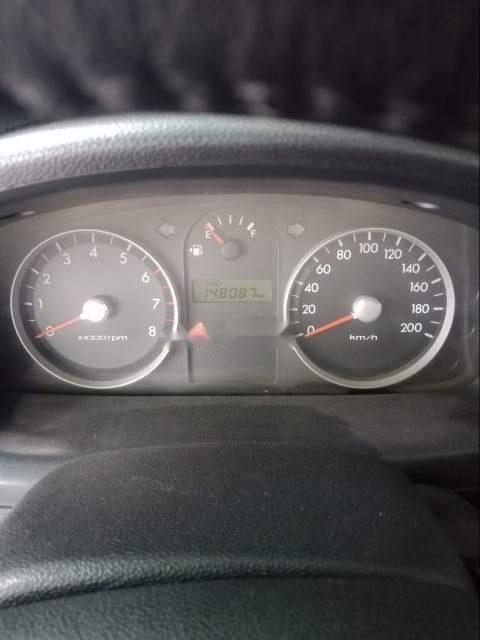 Bán Hyundai Getz 2009, màu bạc, xe nhập, giá 210tr-5