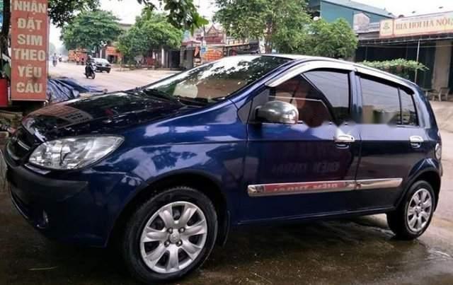 Bán xe Hyundai Getz đời 2009, xe đang trong tình trạng tốt-1