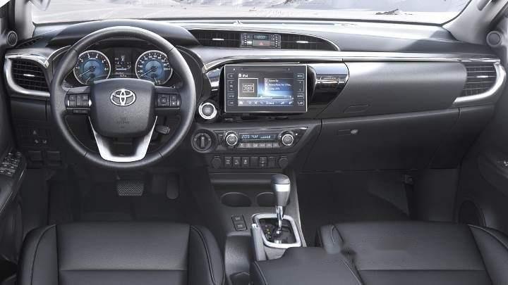 Bán Toyota Hilux đời 2019, nhập khẩu nguyên chiếc giá cạnh tranh-1