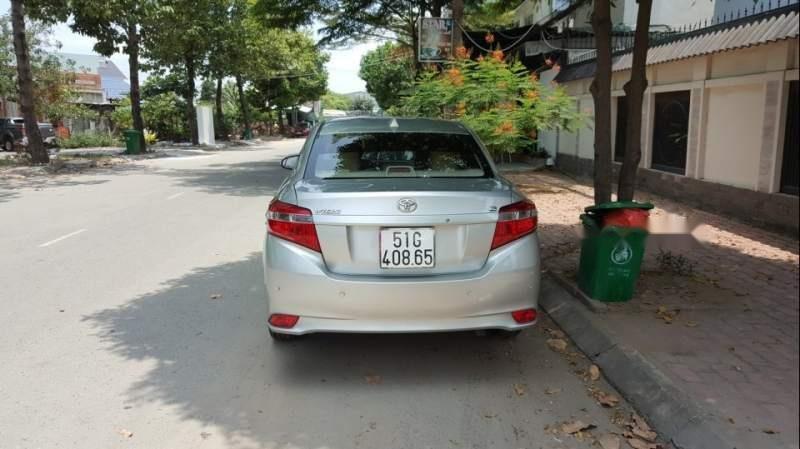 Cần bán Toyota Vios đời 2017, xe chính chủ (3)