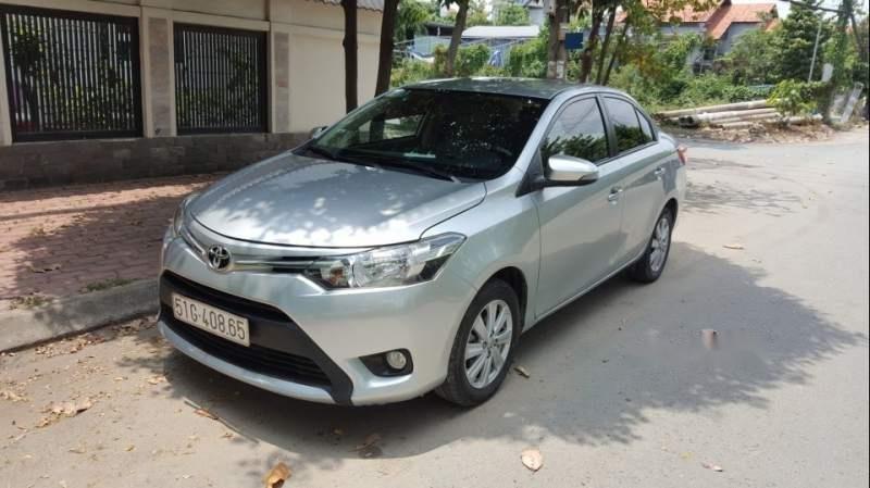 Cần bán Toyota Vios đời 2017, xe chính chủ (4)