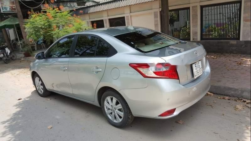 Cần bán Toyota Vios đời 2017, xe chính chủ (5)