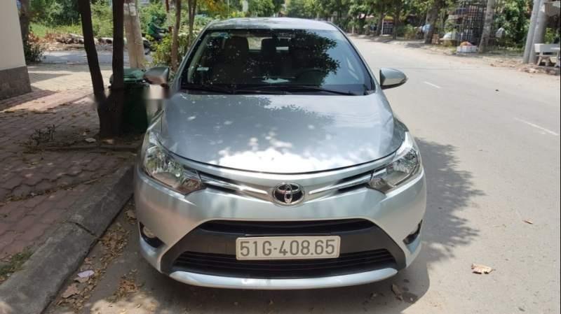 Cần bán Toyota Vios đời 2017, xe chính chủ (1)