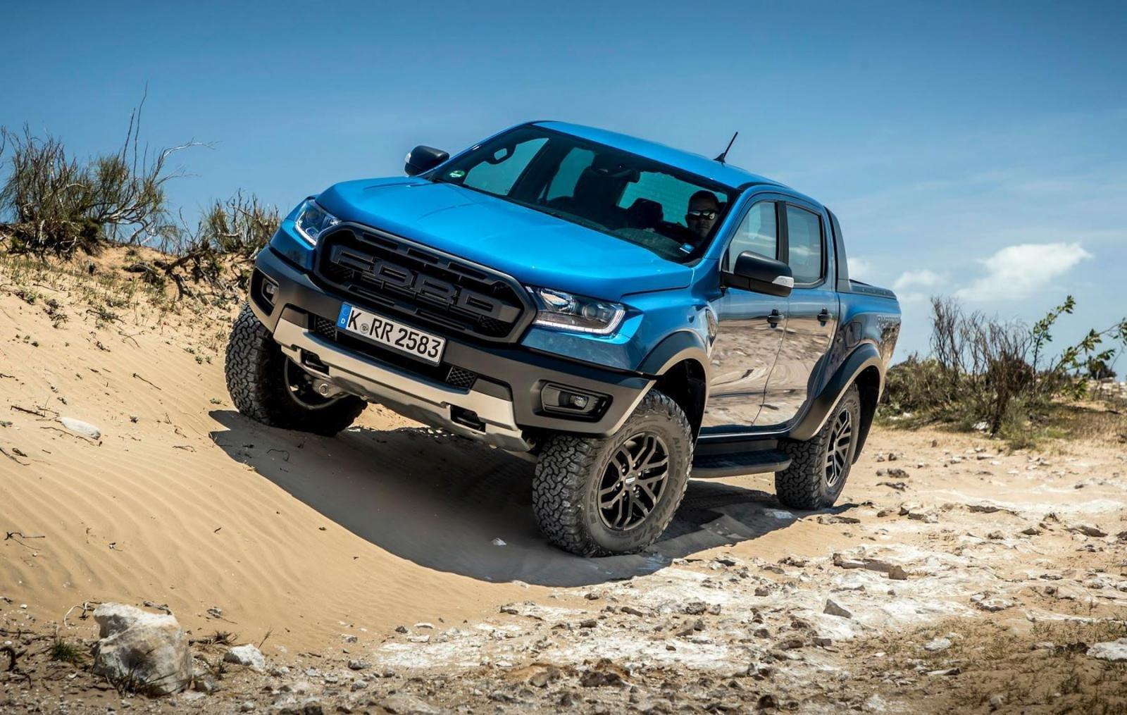 """Thừa thắng tại Đông Nam Á, Ford Ranger Raptor tiếp tục xây dựng """"cứ địa"""" tại châu Âu a6"""