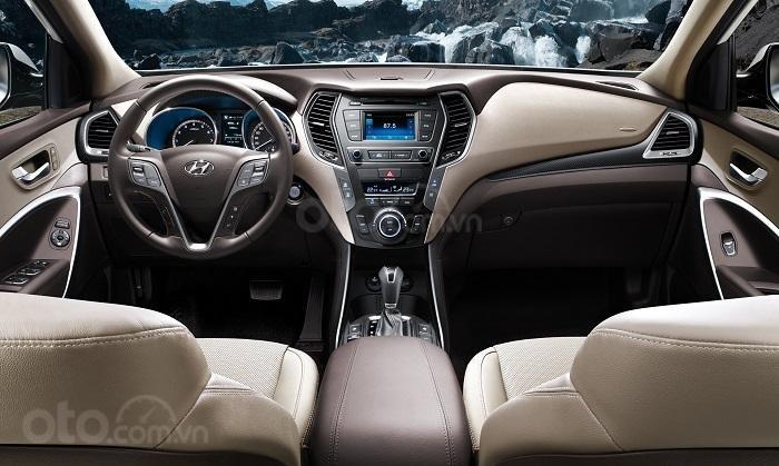 Cần bán xe Hyundai Santa Fe 2019-4