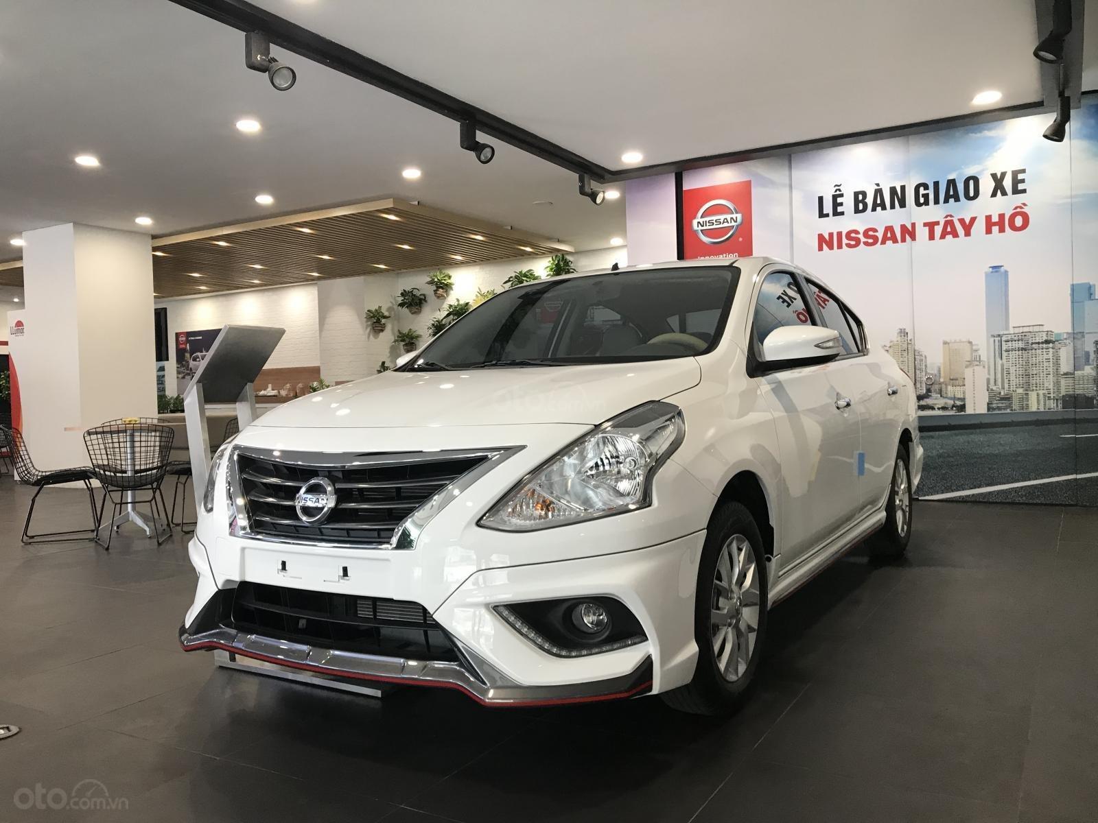 Cần bán xe Nissan Sunny Xl,XT,XV năm sản xuất 2019, màu trắng, 405 triệu-1