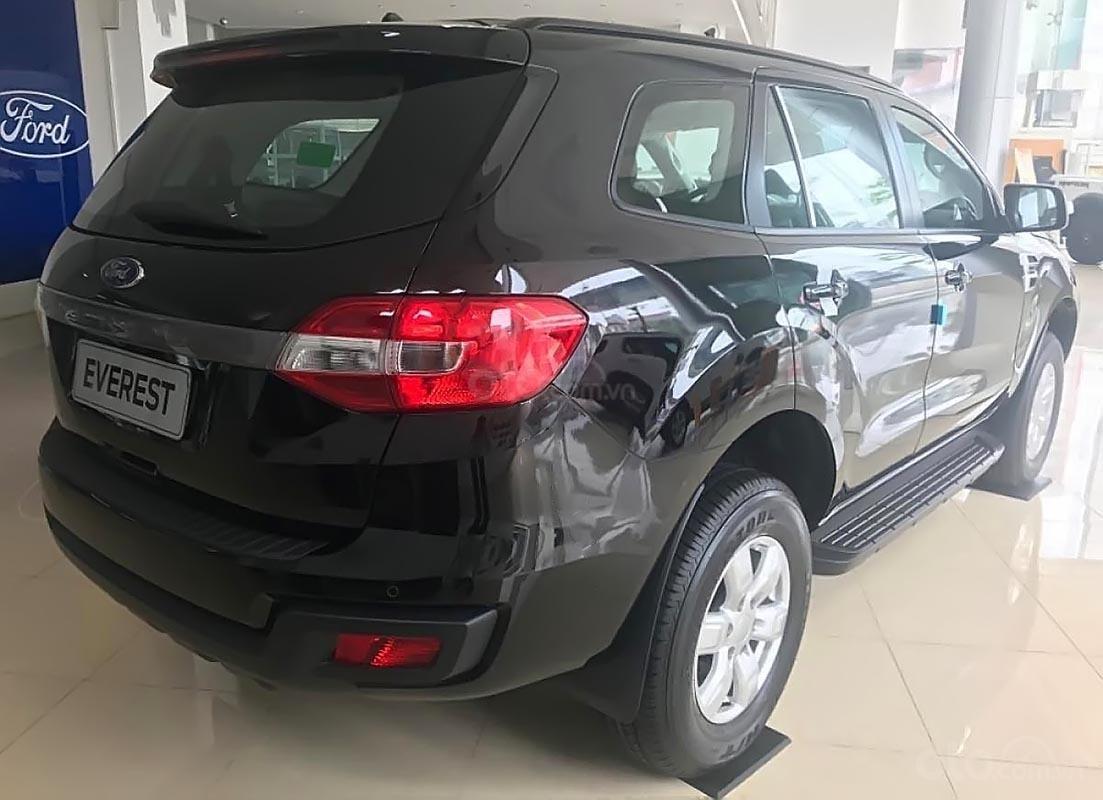 Bán xe Ford Everest Ambiente 2.0 4x2 AT 2019, màu đen, nhập khẩu  (1)