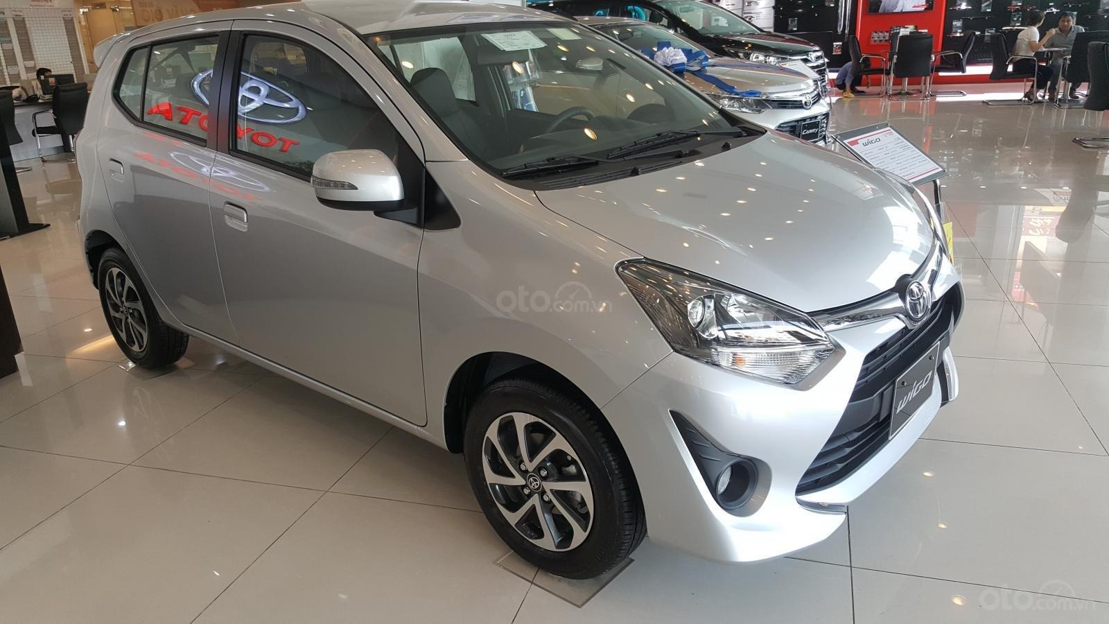 Sở hữu xe Toyota Wigo nhập khẩu chỉ với 80 triệu đồng, xe đủ màu giao ngay, hotline 0987404316-1